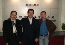 Oderco Petroleum Acquired China Petroleum Ideal Equipment Limited Company