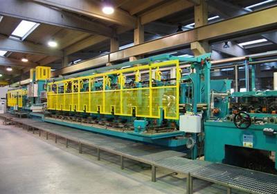 Laser Welding Plant