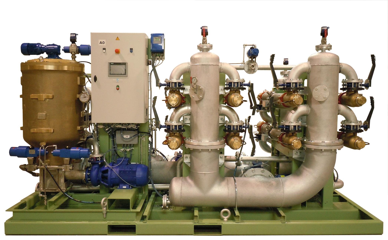 Water Treatment Unit 1